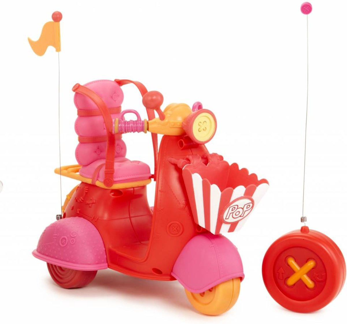 Lalaloopsy RC Scooter - 27 MHz