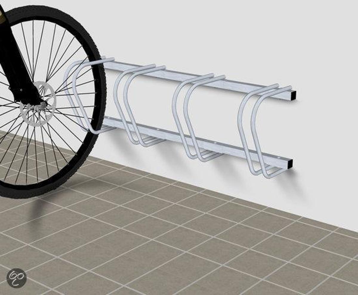 bol | dyto fietsenrek - 4 fietsen