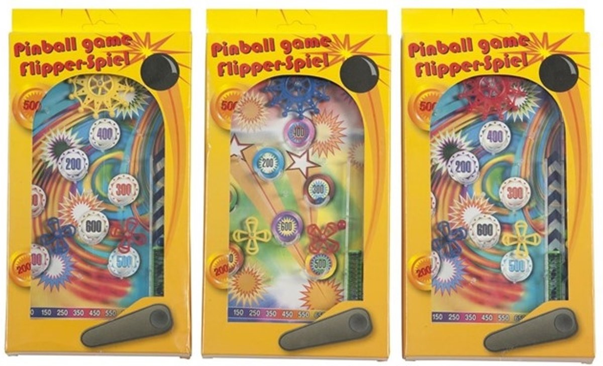 Spel Pinball Game Mini