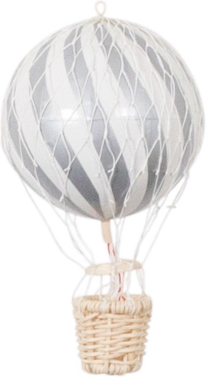 Filibabba - Luchtballon - Zilver 10cm - One size