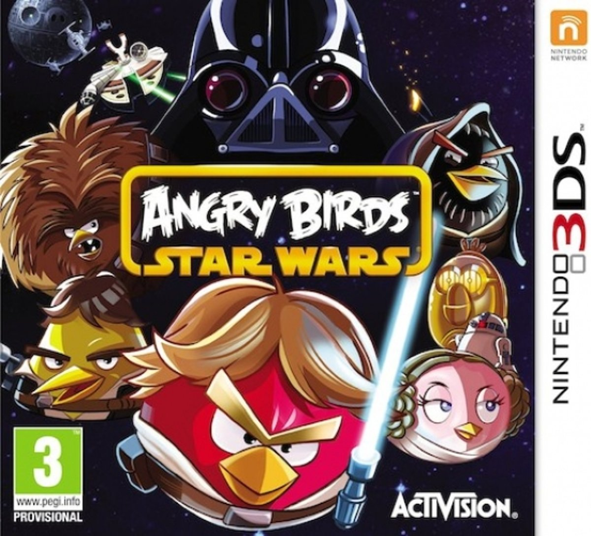 Angry Birds Star Wars (3DS) kopen