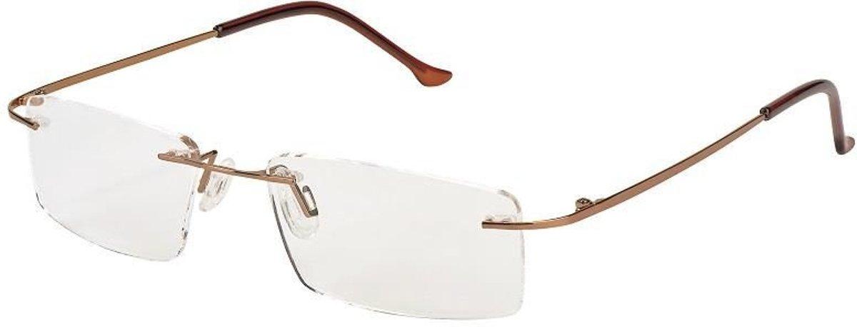 Moses Libri_x Leesbril Modern Bruin Sterkte +2,50 kopen