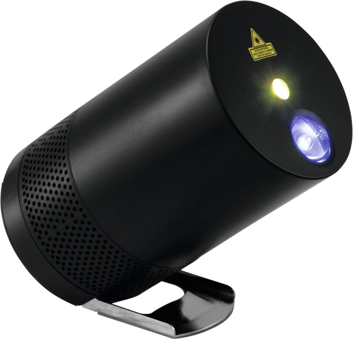 EUROLITE LightBeat 1 Bluetooth Speaker met Laser Effect kopen