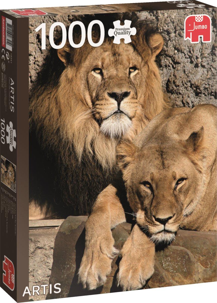 Artis Leeuwen - Puzzel 1000 stukjes