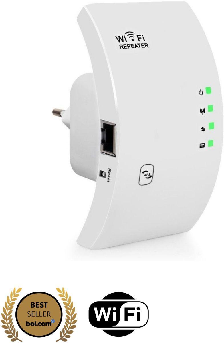 Wifi - Signaal versterker - Wit - Huiskamer - Slaapkamer - Zolder kopen