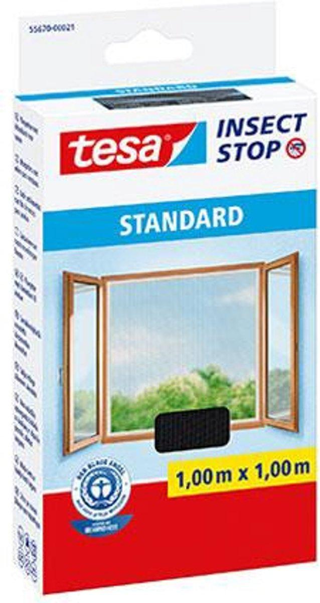 Tesa - Raamhor - 100x100 cm - Zwart kopen