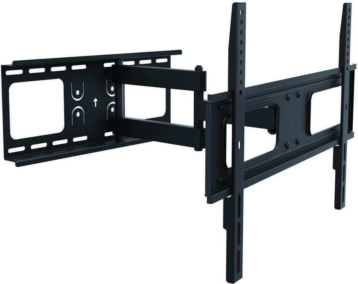 DELTACO ARM-460 Universele TV Wandsteun, Geschikt voor TV's van 32 t/m 75 inch