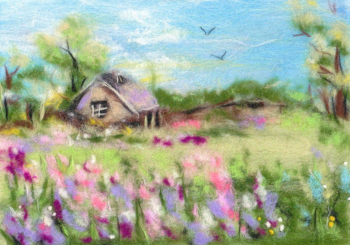 Woolen watercolor kit WA-0128 kopen