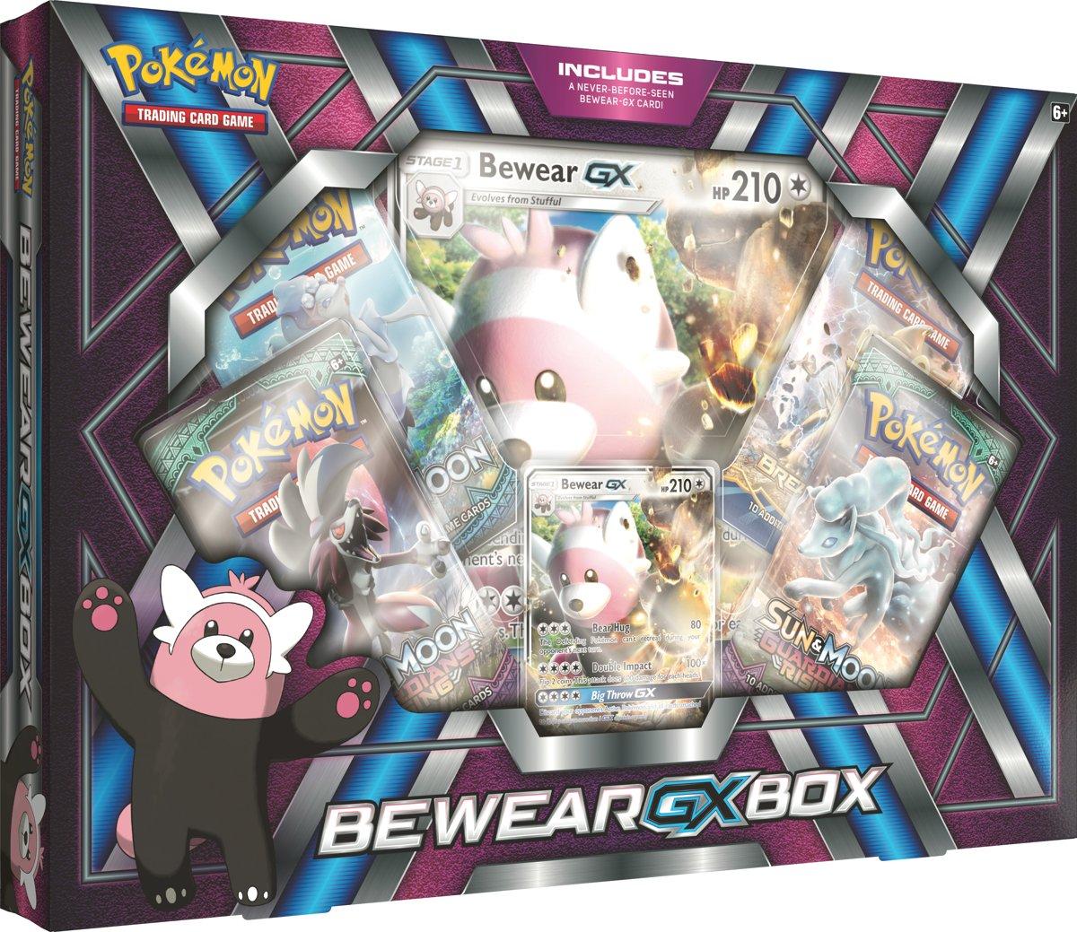 Pokémon Bewear GX Box - Pokémon Kaarten kopen