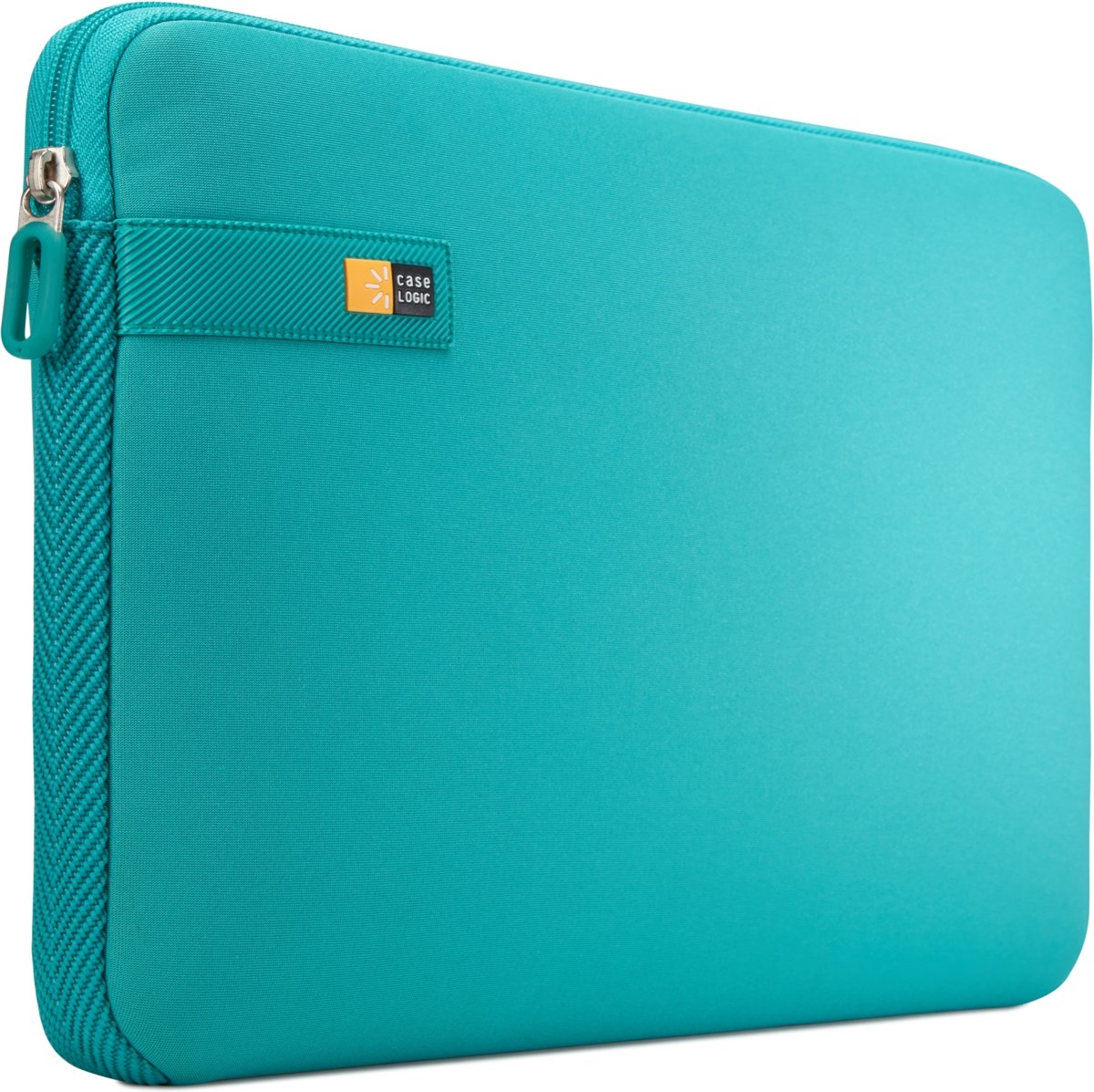 top honderd   case logic laps114 - laptophoes - 14 inch / turquoise