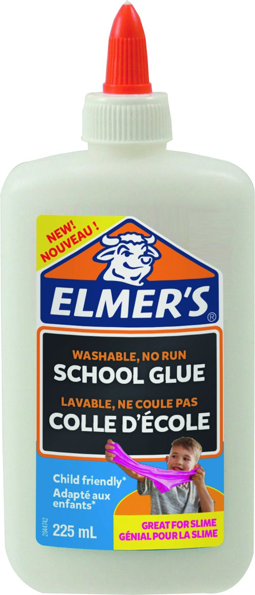 Elmers Lijm, Flesje 225 ML