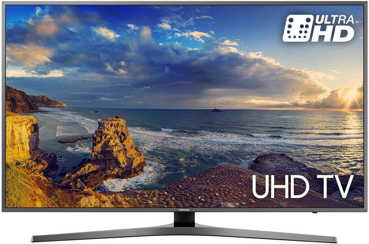 Samsung UE55MU6440 55'' 4K Ultra HD Smart TV Wi-Fi Zilver LED TV voor €767,95