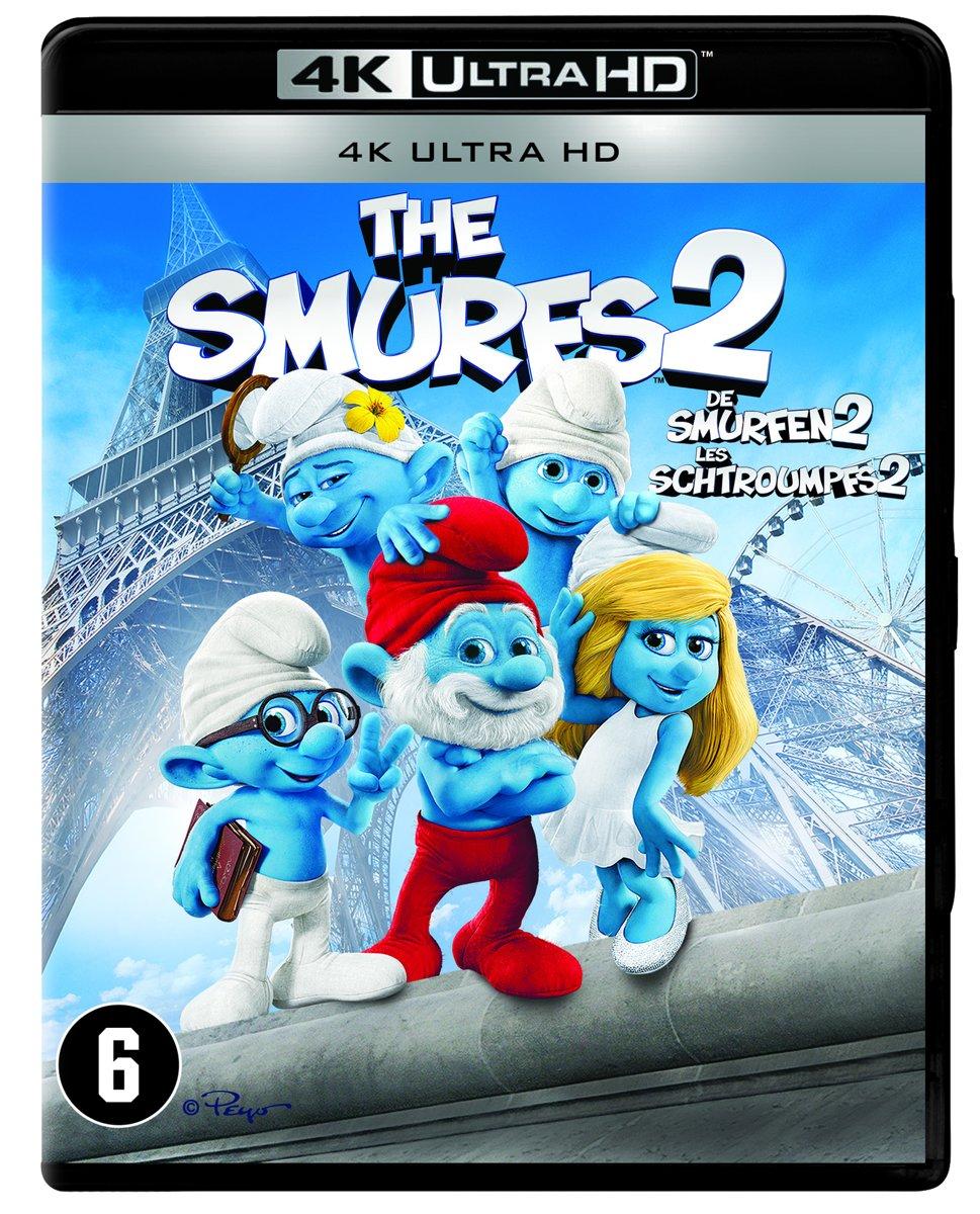 The Smurfs 2 (4K Ultra HD Blu-ray)-