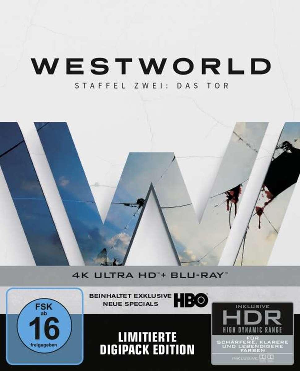 Westworld Staffel 2: Die Tür (Ultra HD Blu-ray & Blu-ray)-