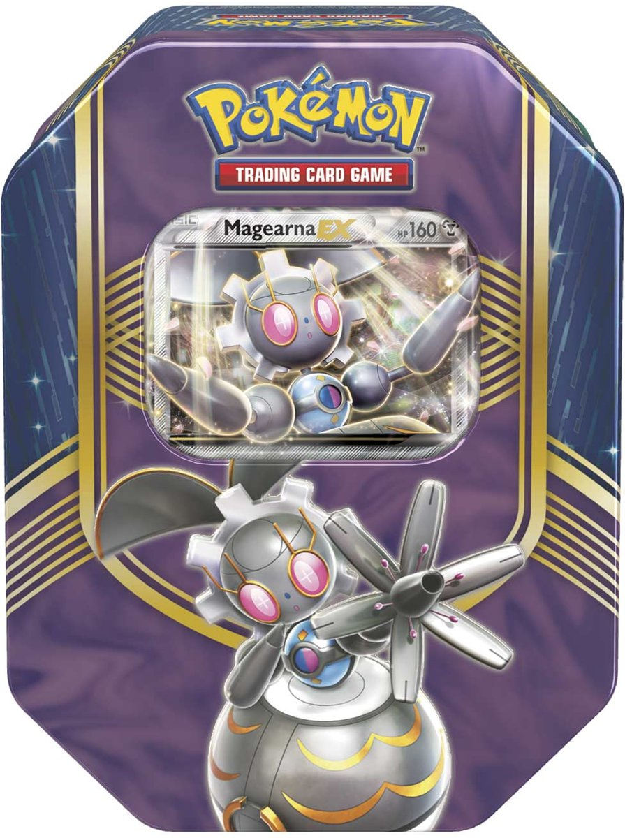 Pokémon TCG Fall Tin Battle Heart Magearna-EX kopen