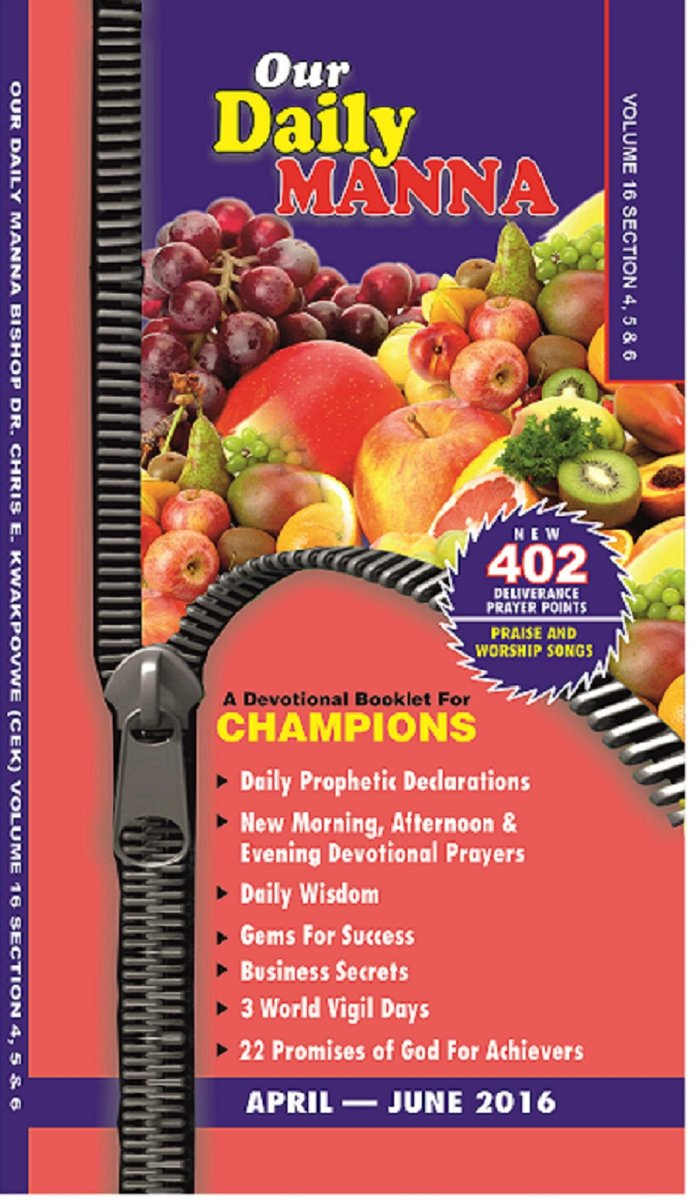 bol com | Our Daily Manna (ODM) (ebook), Bishop (Dr ) Chris