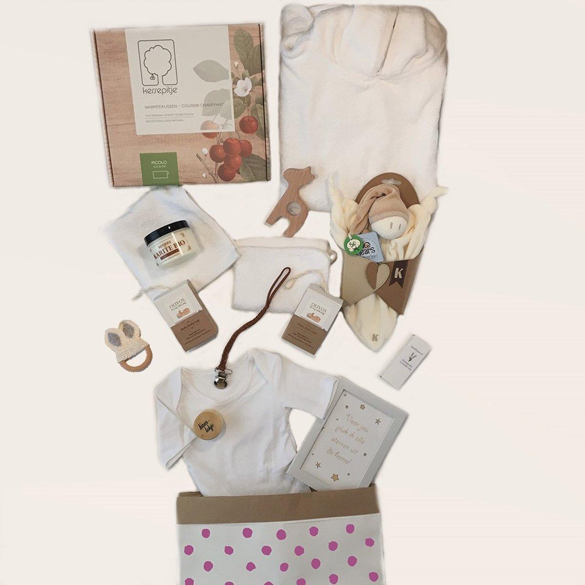 Cadeaupakket Baby XL Bio