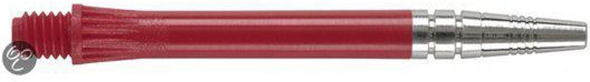 Harrows darts Alamo shaft rood short 3 stuks kopen