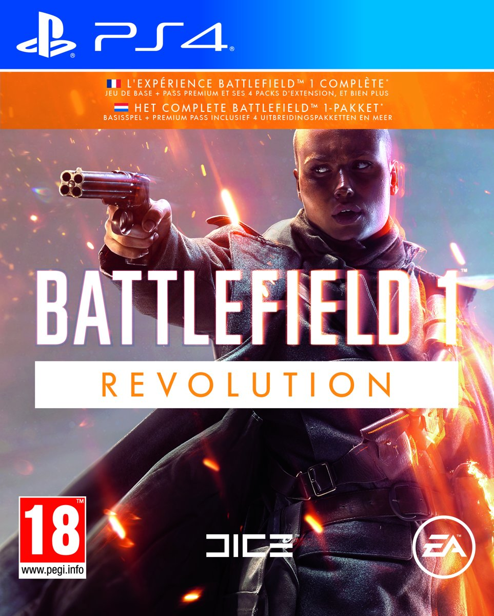 Battlefield 1 - Revolution Edition PlayStation 4