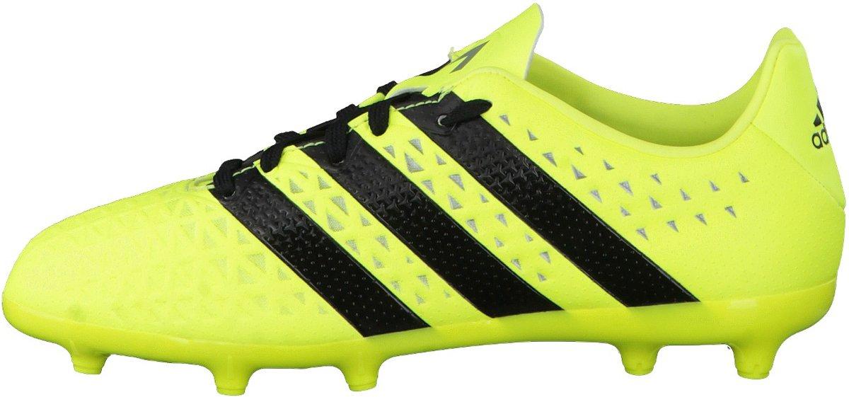 Adidas - Ace 16,3 Fg J - Unisexe - Chaussures - Jaune - 36