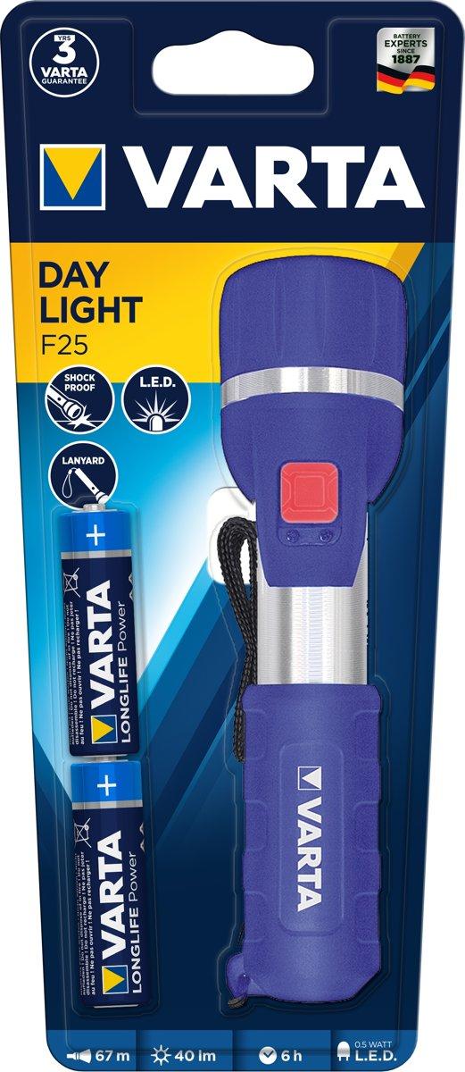 Varta Zaklamp - Daylight - Led - 25 Lumen kopen