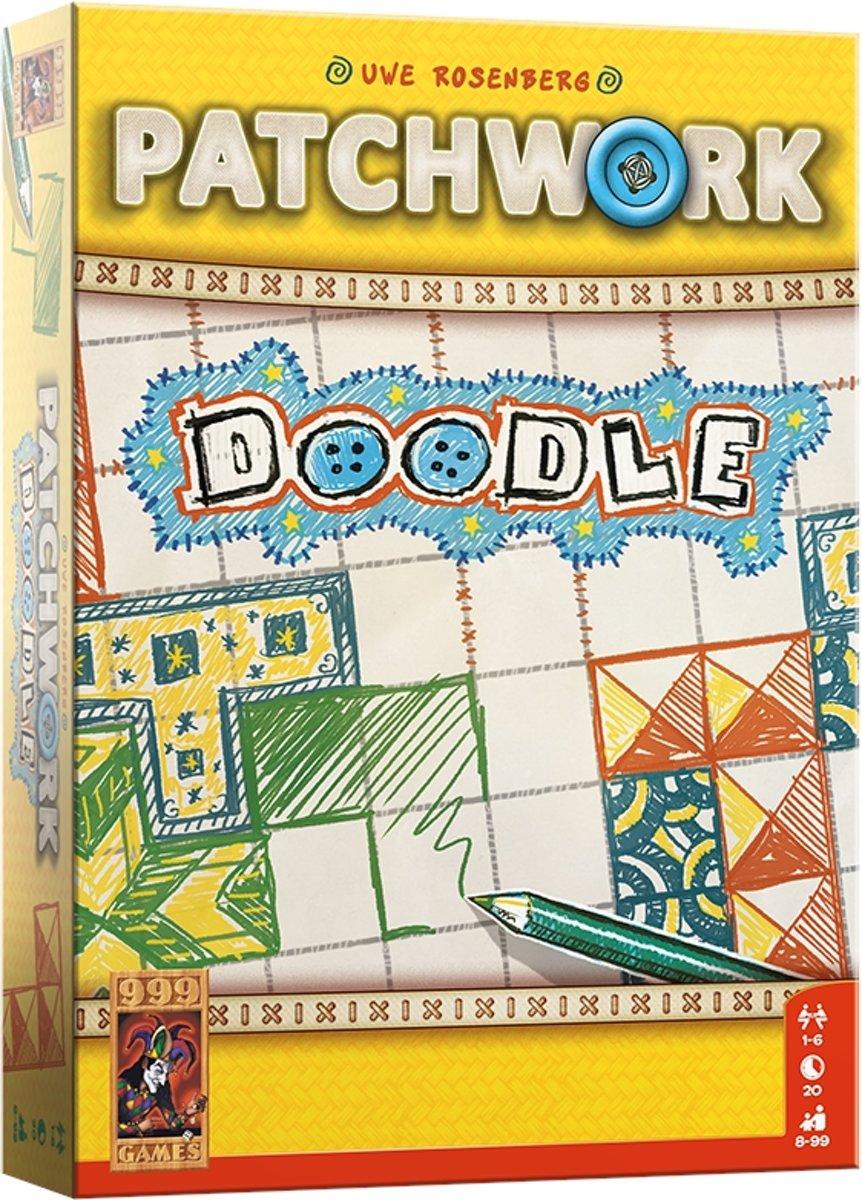 Patchwork Doodle Bordspel