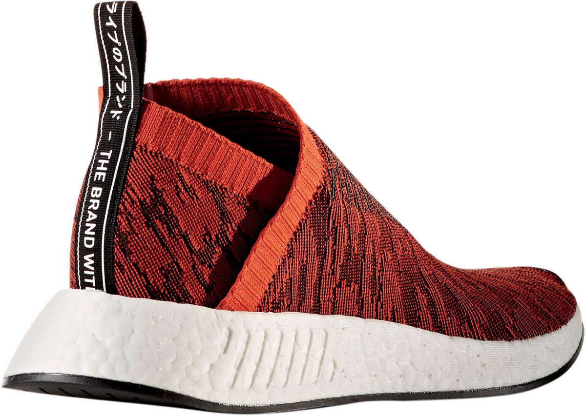 Nmd_cs2 Hp Baskets Adidas - Taille 43 1/3 - Hommes - Rouge / Noir / Blanc pKpDue