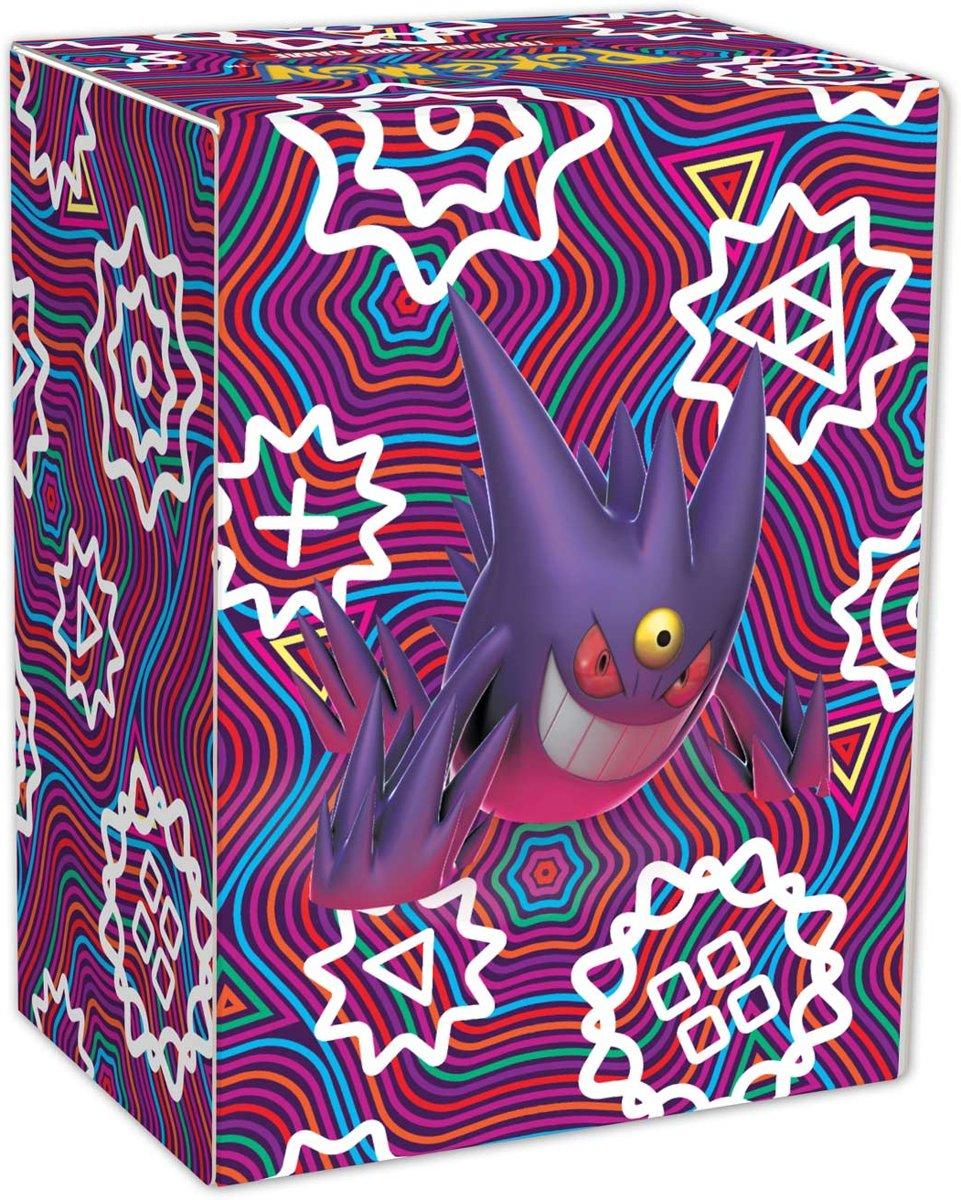 Deck Box Pokemon Mega Gengar kopen