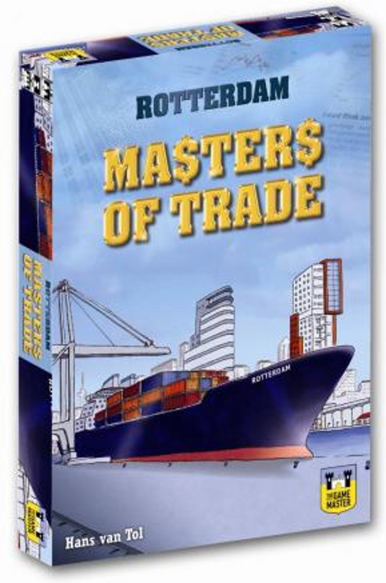 Rotterdam Uitbreiding - Masters of Trade