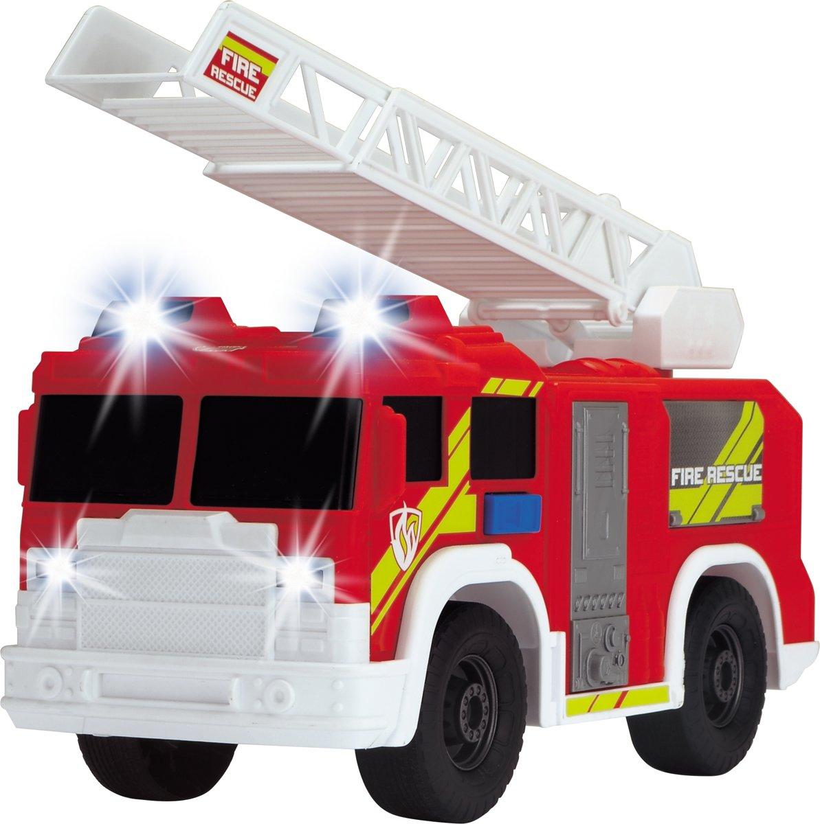 Dickie Action Series - Brandweerwagen (30cm)