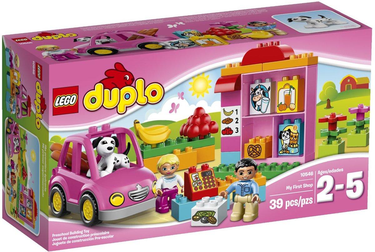 LEGO DUPLO Supermarkt - 10546