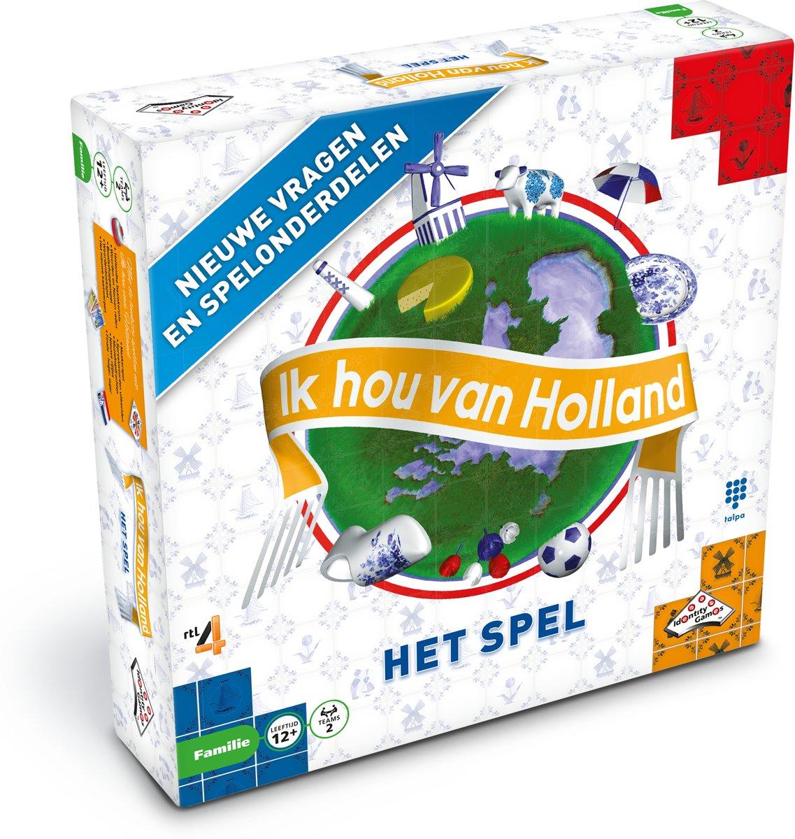 Ik hou van Holland Bordspel 2.0