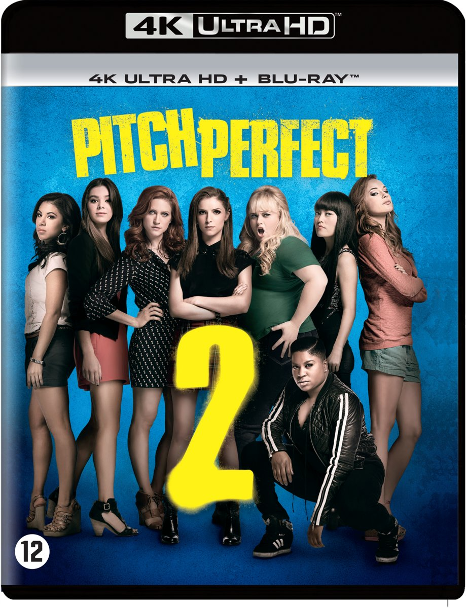 Pitch Perfect 2 (4K Ultra HD Blu-ray)-
