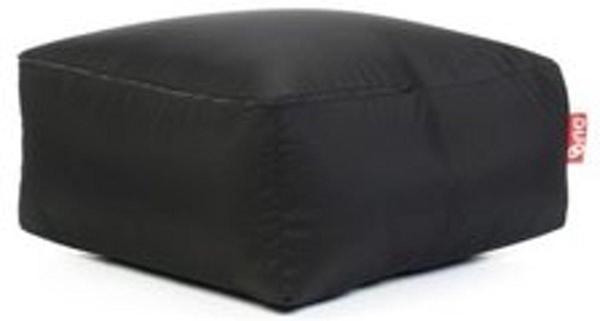 Sit on it Zitzak Change Me Zwart - 75 x 75 x 35 cm kopen