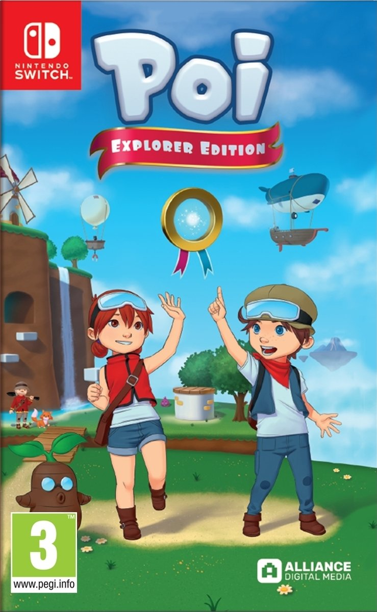 Poi - Explorer Edition Switch