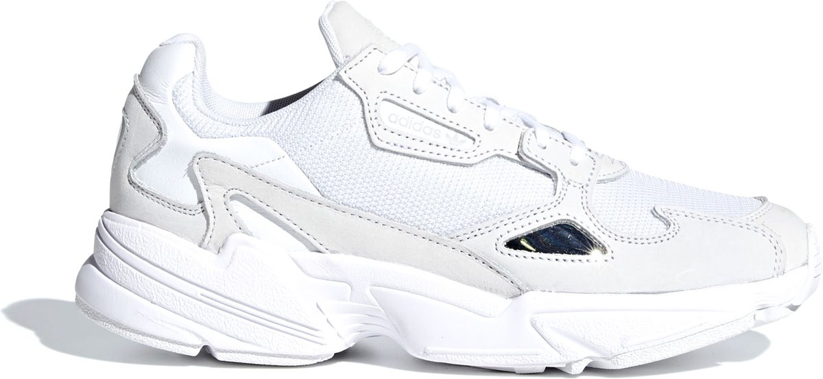 e8c9bcd192a bol.com | Adidas Dames Sneakers Falcon W - Wit - Maat 40