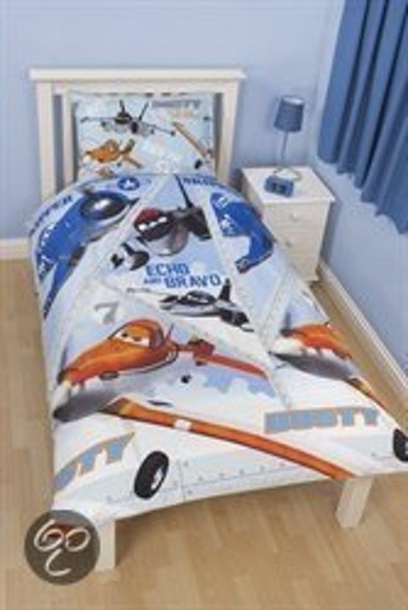 Disney Planes - Dekbedovertrek - Eenpersoons - 140x200 cm - Multi kopen