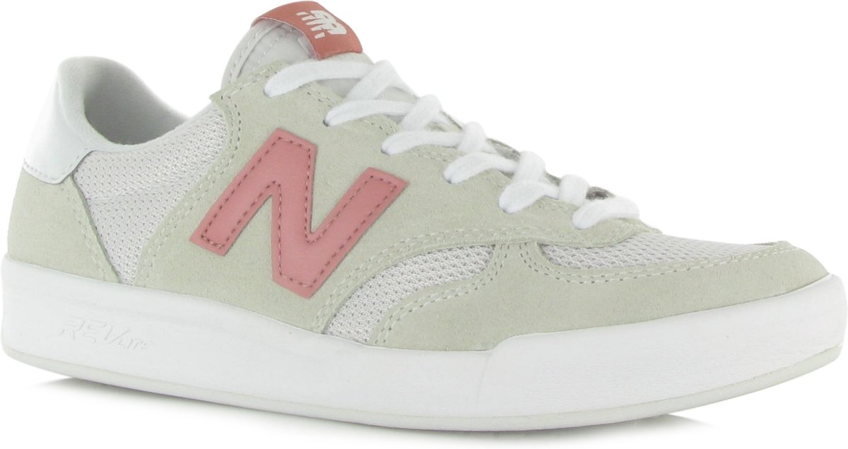 New Balance Wrt 300 Sneaker laag sportief Dames Maat 37,5 Wit Nimbus Cloud