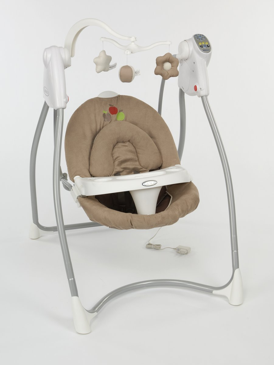 Automatische Schommel Baby.Automatische Babyschommel