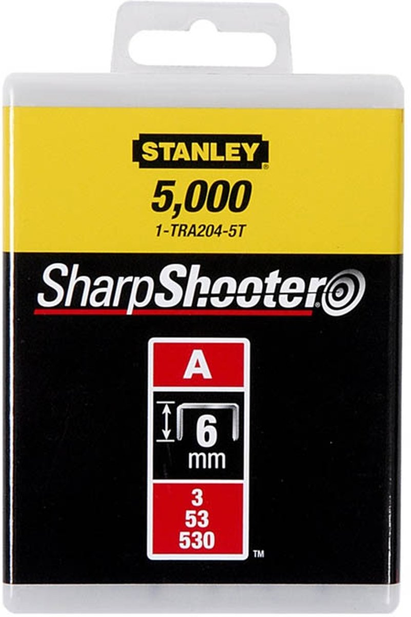 Stanley - Nieten - 10mm - Type A - 1000 Stuks kopen