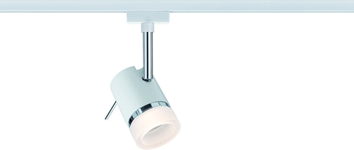 Paulmann URail spot Pipe wit/chroom max 10W GU10 95363 kopen