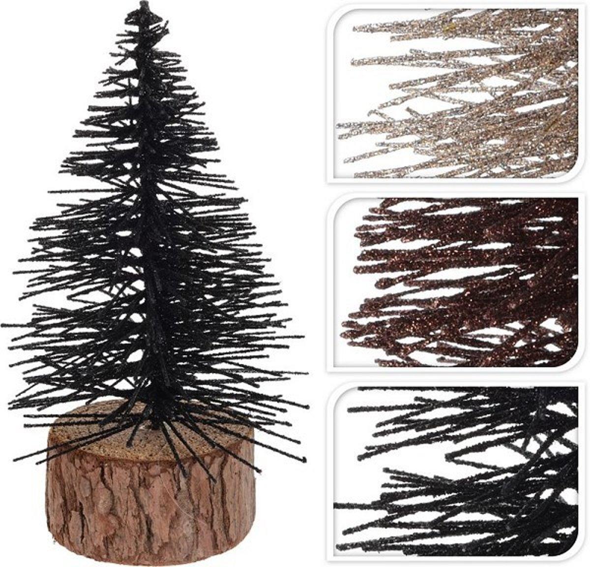 Kerstboompje glitter14cm kopen