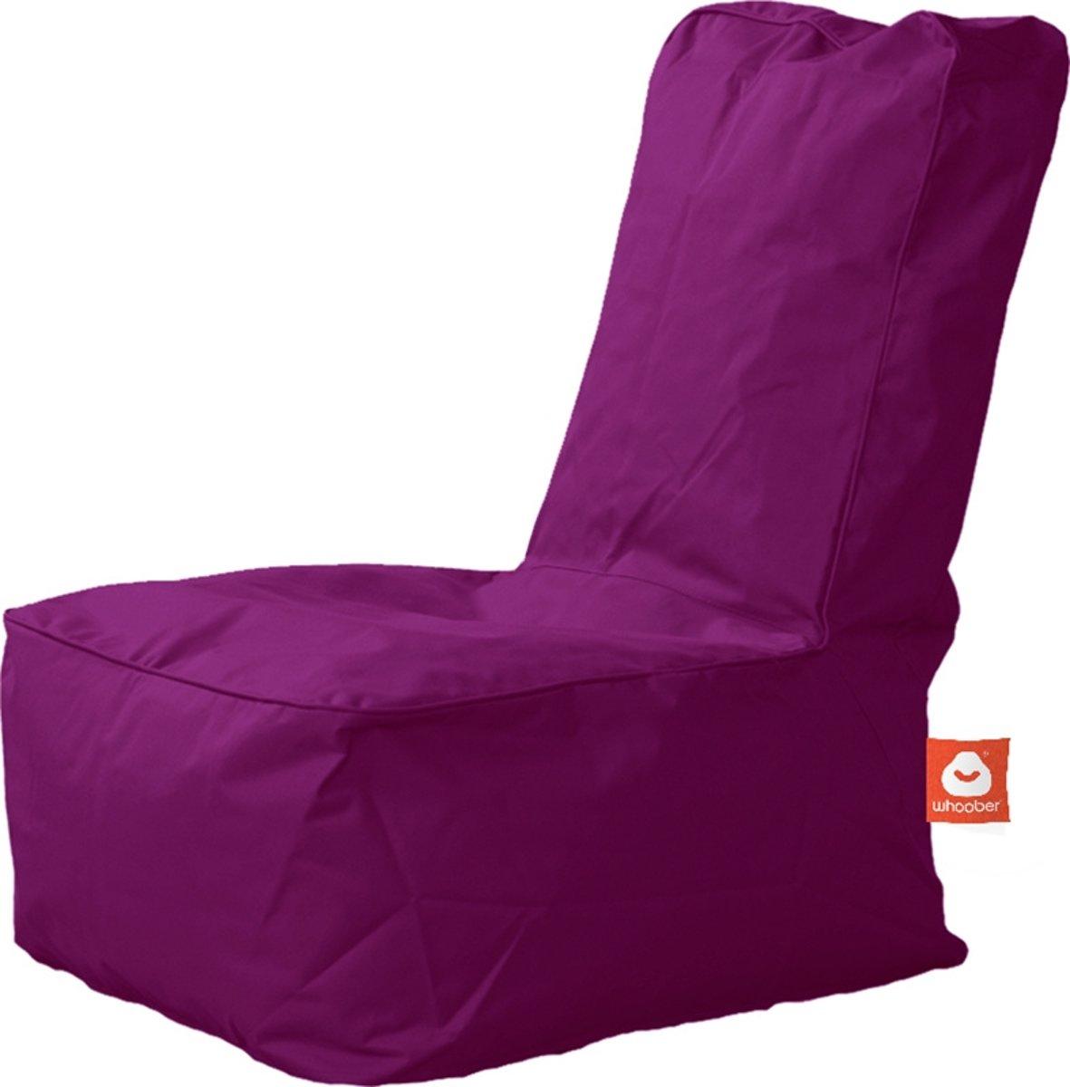 LC Zitzak, Model Fiji - Handig voor je kindje, amper 2 kg - Uniek - Wasbare Kwaliteit - Voor binnen en buiten - Polyester kinderstoeltje - Eigen fabrikaat - Paars - Purple - 70 x 50 cm kopen