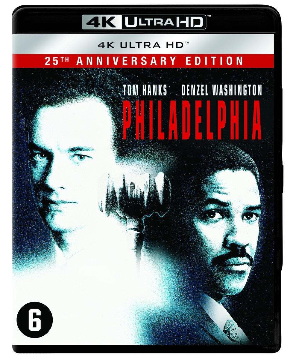 Philadelphia (4K Ultra HD Blu-ray)-