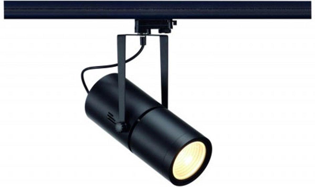 SLV EURO SPOT EVG Railverlichting 1x50W Zwart 153830 kopen