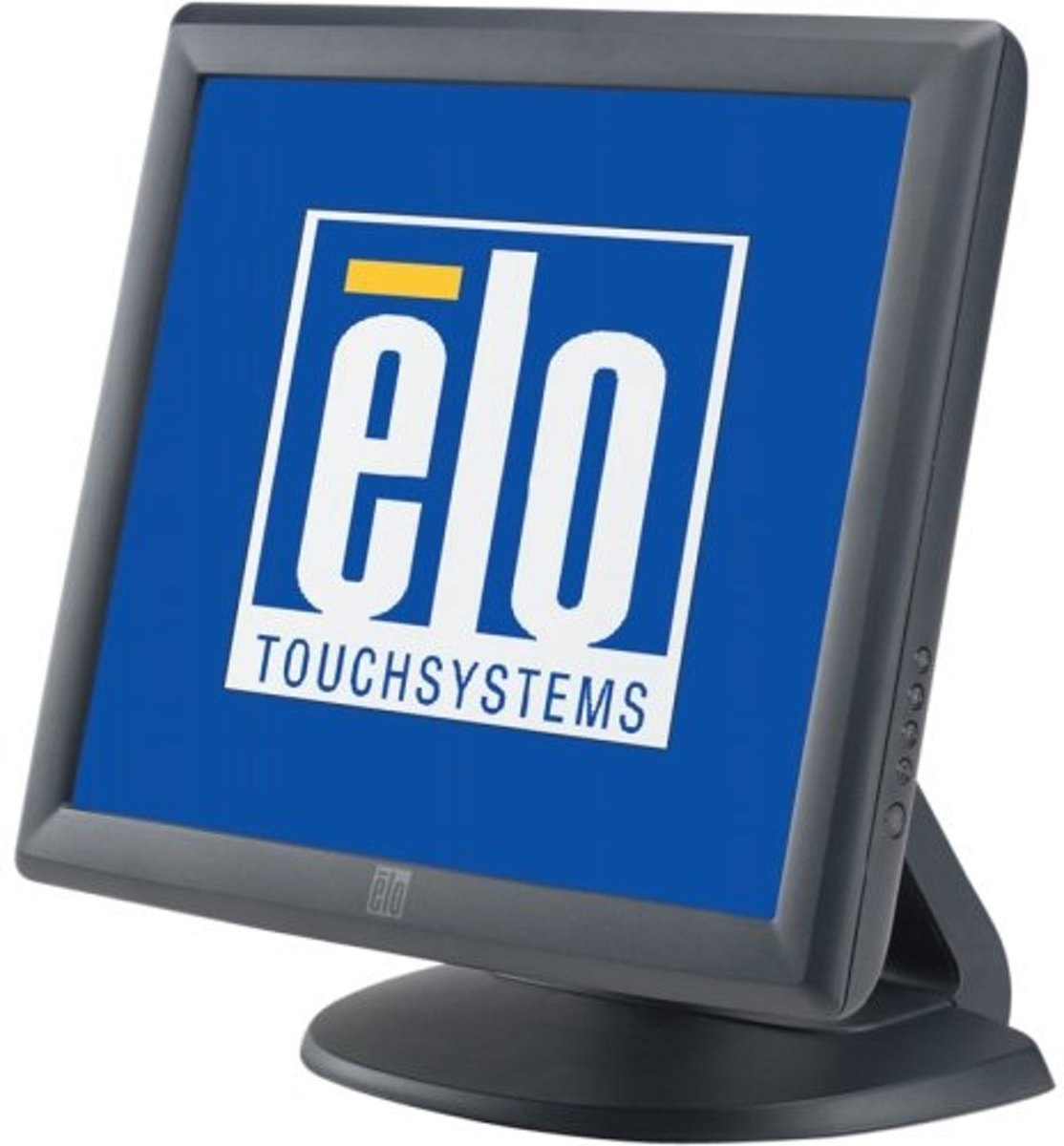 Elo Touch Solution 1715L touch screen-monitor 43,2 cm (17'') 1280 x 1024 Pixels Grijs Single-touch Multi-gebruiker