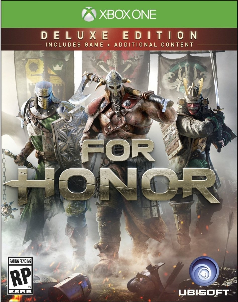 For Honor - Deluxe Edition Xbox One