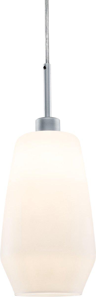 Paulmann URail LED Pendel Remo 3W chroom mat satijn glas 95361 kopen