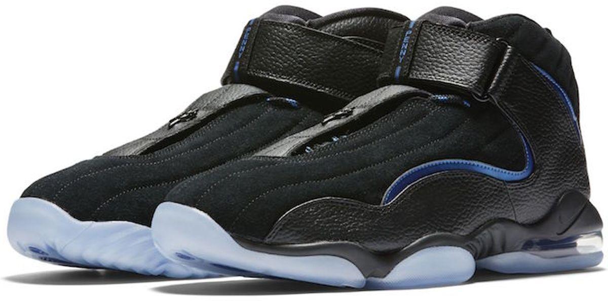check out a3b2a f2faf bol.com  Nike Air Penny IV basketbalschoen - maat 45 - zwart