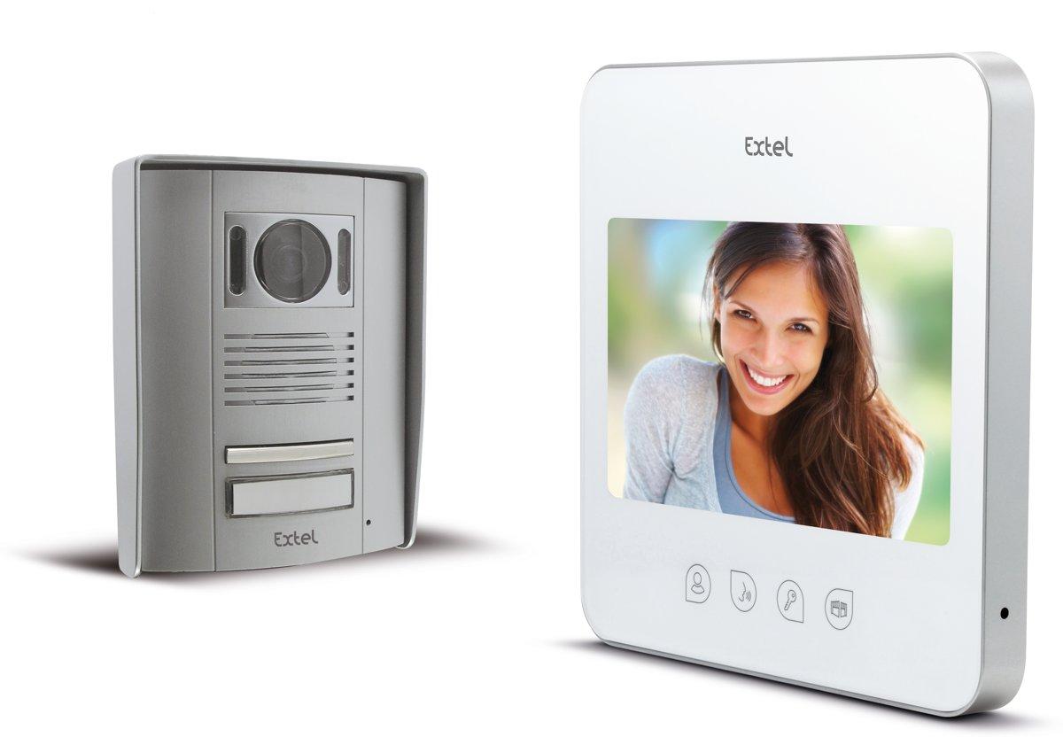 QUATTRO² white edition - videofoon met 2 draden kopen